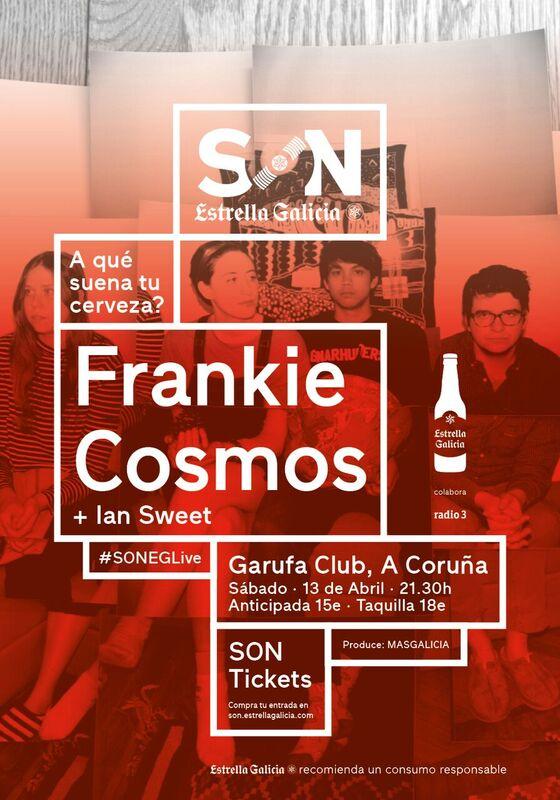 FRANKIE COSMOS + Ian Sweet