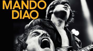 MANDO DIAO + THE OBGM's
