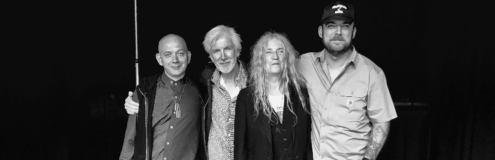 PATTI SMITH AND BAND