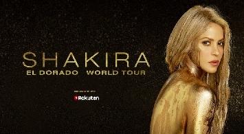 Se confirma nueva fecha de SHAKIRA en A Coruña