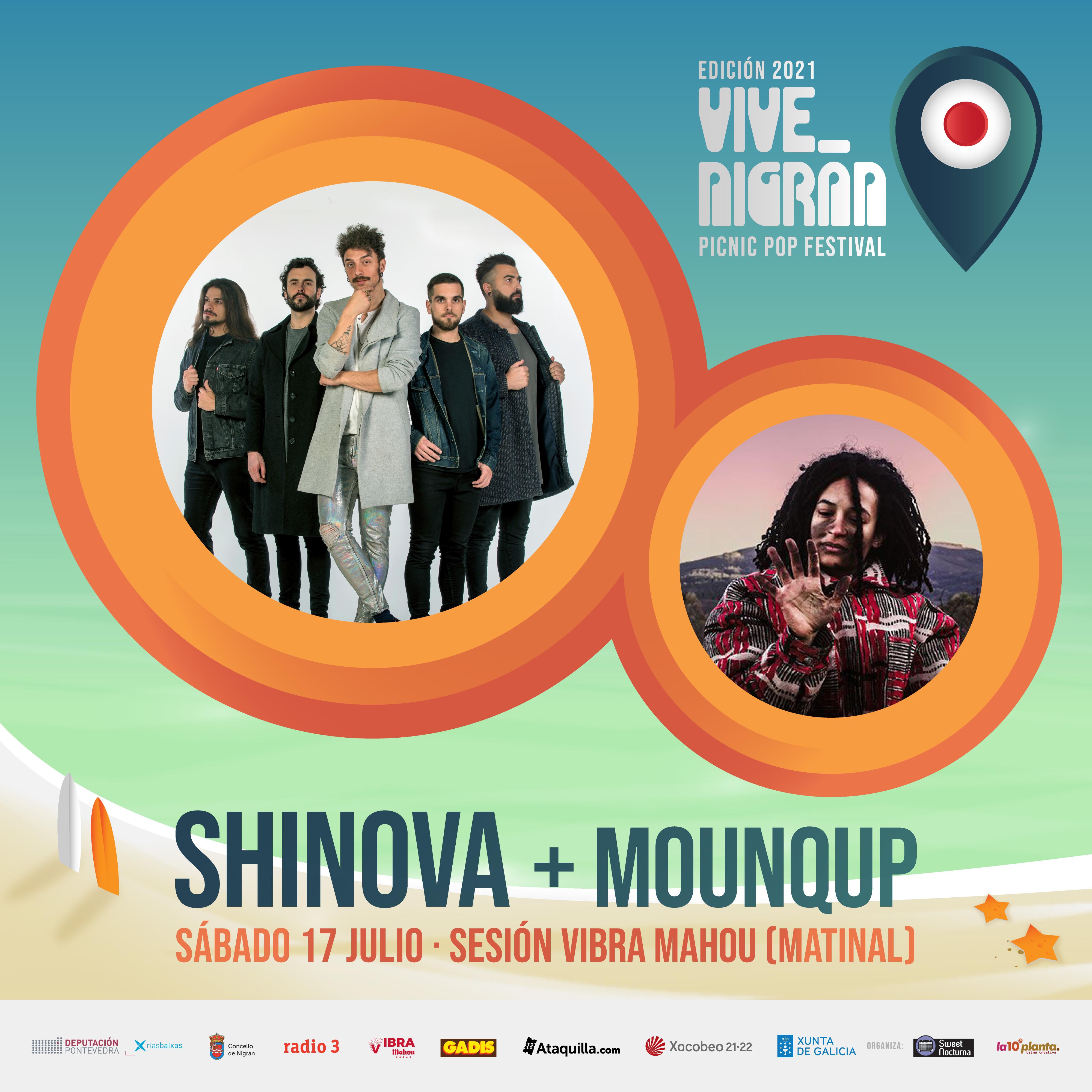 SHINOVA + MOUNQUP