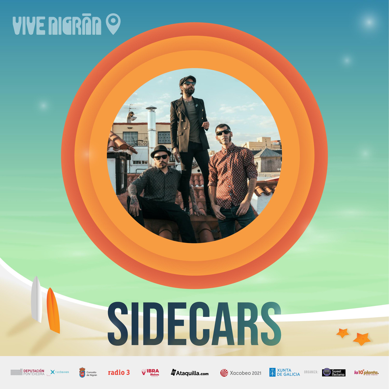SIDECARS - Vive Nigrán 2021