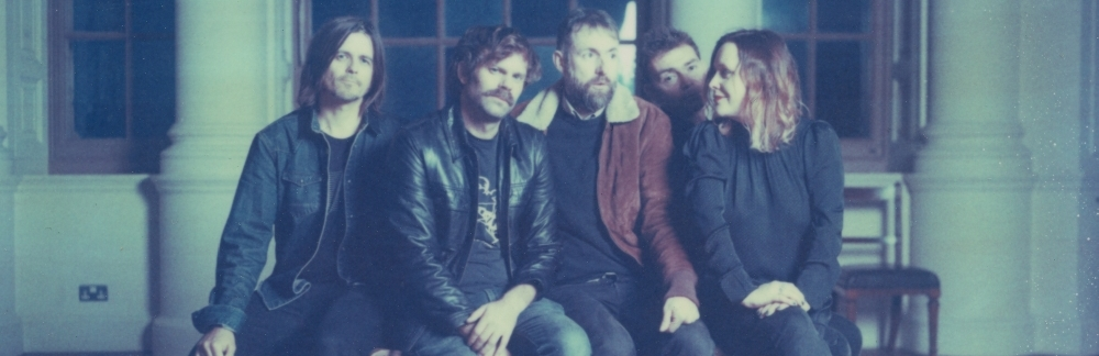 SLOWDIVE + Dead Sea (presentación SUPER BOCK UNDER FEST)